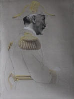 Admiral John Reeves (from the Veterans Art Monument: Navy)
