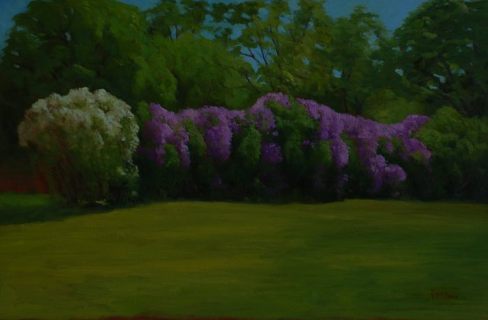 Country Lilacs/Lilacs at Crimson